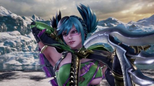 Tira Coming to Soul Calibur VI
