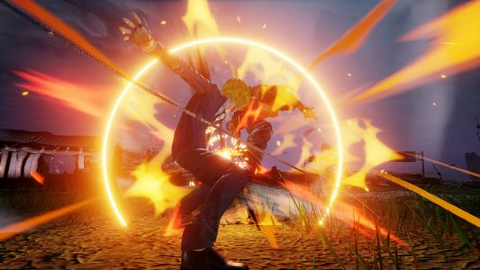 Jump Force Runs At 4K On Xbox One X