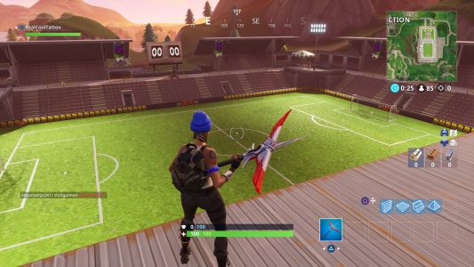 Fortnite Week 7 Challenges - here's how to earn this week's XP and Battle Stars