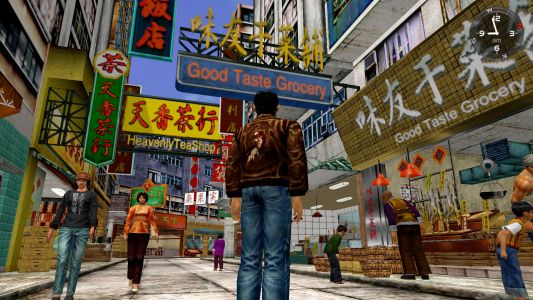 Shenmue I & II Remastered Collection Gets New Trailer Comparing Game Locations With Real Life Counterparts