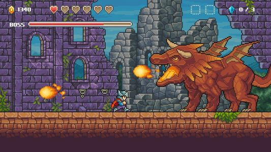 Contest: Win old-school-inspired platformer Goblin Quest for Switch