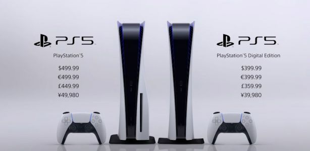 PS5 launches November 12 in some regions, and the rest of the world on November 19