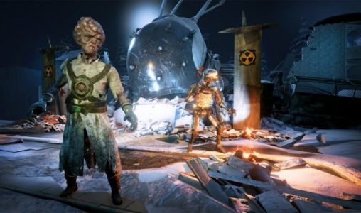 Ring in the Holidays with Mutant Year Zero: Road to Eden