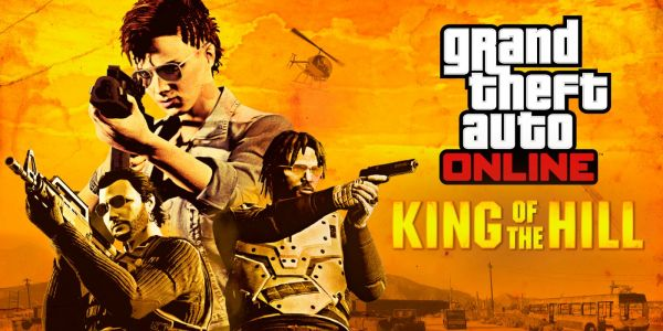 GTA Online Update Adding King of the Hill Mode and More