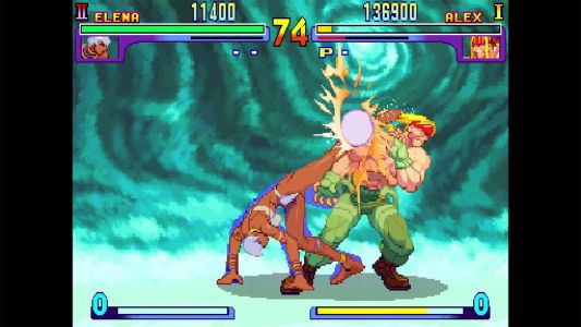General bug fixes are coming to Street Fighter 30th Anniversary Collection next week