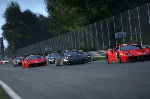 Assetto Corsa Competizione Gets Early Access Update