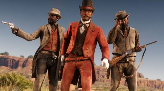 Here's a mock trailer for the rumoured photography role in Red Dead Online