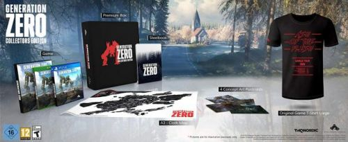 Generation Zero Now Available