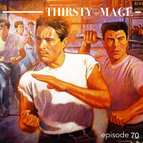 The Thirsty Mage - River City Ransom