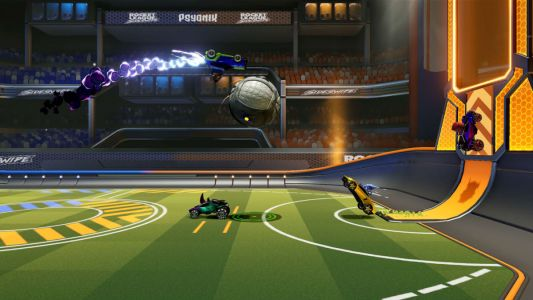 Rocket League Sideswipe brings car soccer to your phone