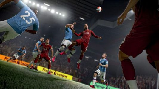 FIFA 21 Takes 4 of the Top 5 Places on the Italian Charts