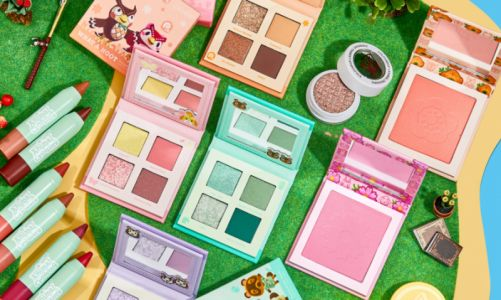 Official Animal Crossing: New Horizons Makeup Collection Announced With ColourPop