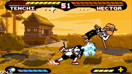Nostalgia Fighter Pocket Rumble Hitting Switch A Year After Target Date