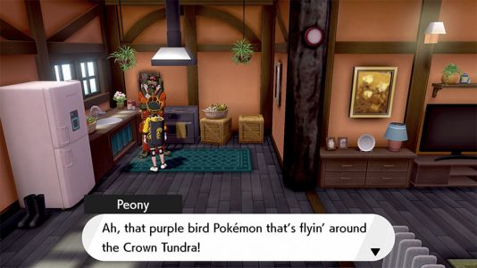 Where To Find Crown Tundra Legendary Bird Articuno In Sword & Shield