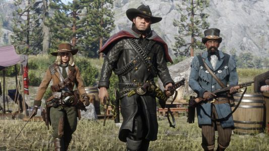 Red Dead Online Standalone Version is Now Available