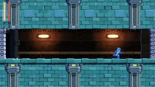Capcom explains why they removed Mega Man's iconic boss shutter hangtime mechanic in Mega Man 11