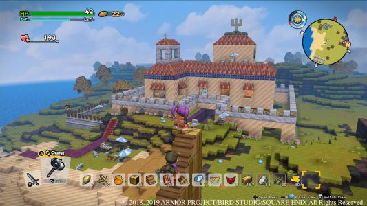 This week's North American downloads - July 11 (Dragon Quest Builders 2, GOD EATER 3 and more)