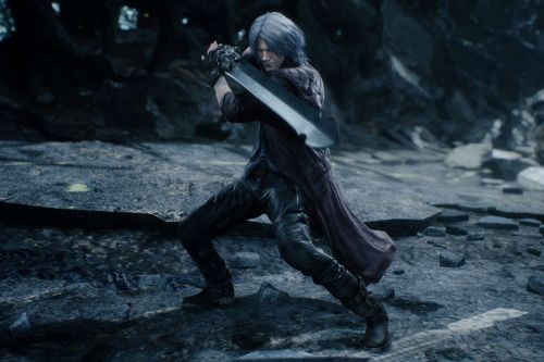 Devil May Cry 5 has seamless co-op play