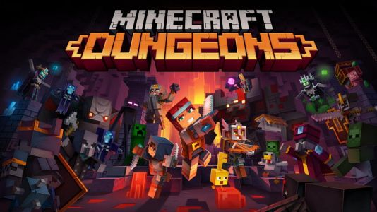 Minecraft Dungeons Launching May 26