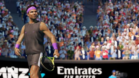 AO Tennis 2 Review: Nadal Tennis Sims are Created Equal