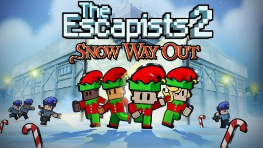 The Escapists 2 Snow Way Out DLC Now Available