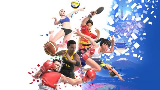Olympic Games Tokyo 2020's New Screenshots Show Off Athlete Customization
