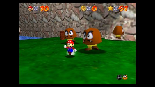 Super Mario 64: Tiny-Huge Island Stars - Pluck the Piranha Flower, 5 Itty Bitty Secrets and more