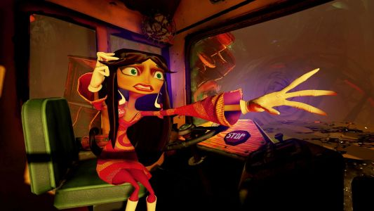 Psychonauts in the Rhombus of Ruin is now available on PC