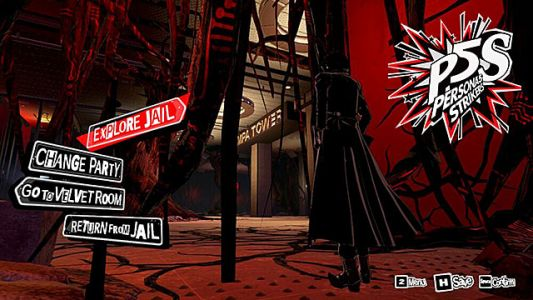 Persona 5 Strikers Jails: How Many Are There?