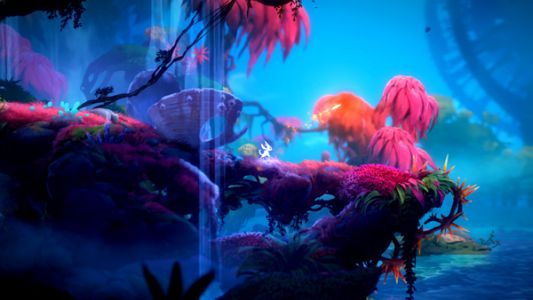 """Ori and the Will of the Wisps originally ran at 24fps on Switch, but Moon Studios """"liked the challenge"""" of hitting 60fps"""