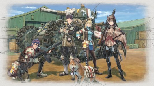 Valkyria Chronicles 4 is a Great Fit for Switch. With Some Compromises