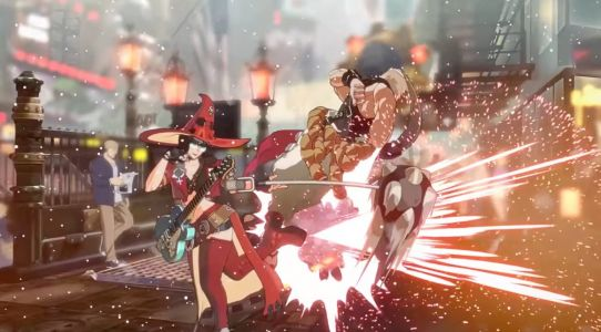 Guilty Gear Strive hit with a two-month delay
