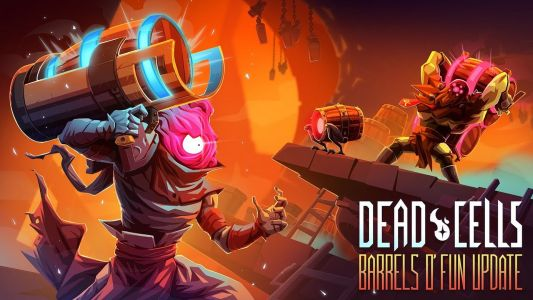 Dead Cells Update Adds Exploding Barrels and New Biome, Out Now on PC
