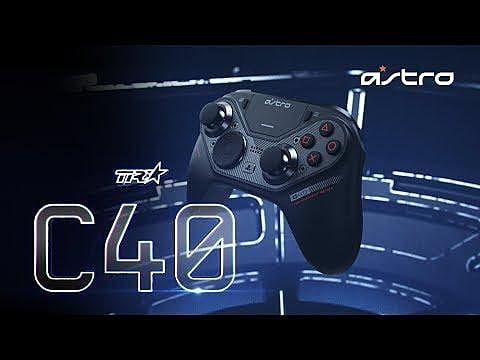 ASTRO Gaming Introduces Slick New Modular C40 TR Controller For PS4 And PC