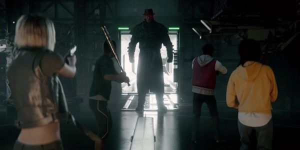 Resident Evil Multiplayer Game Project Resistance Leaks New Playable Character