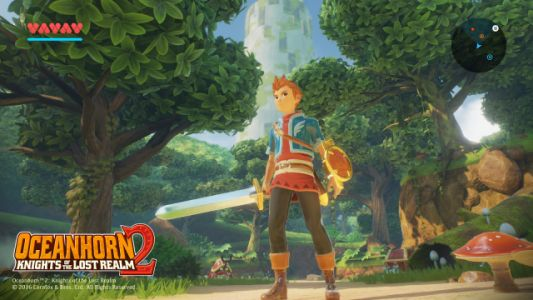 Oceanhorn 2: Knights of the Lost Realm Launches October 28 for Switch