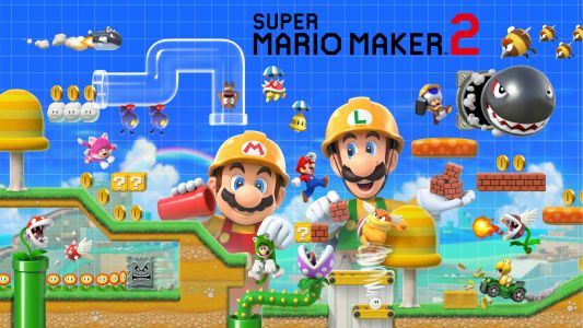 Super Mario Maker 2 Launch Trailer Is Here, One Week Ahead Of Game's Release