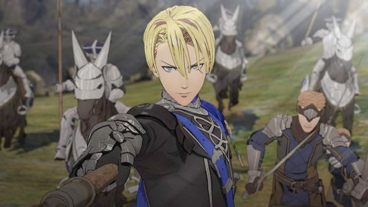 Pre-orders of Fire Emblem: Three Houses at GameStop come with a pin set