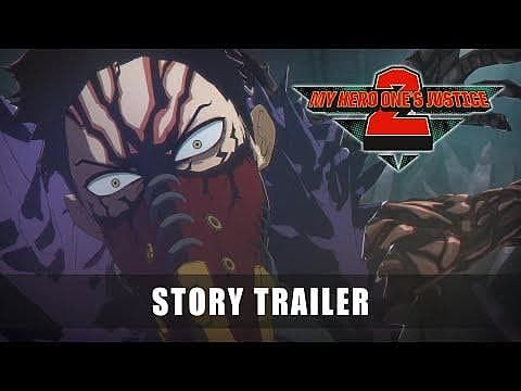 Every Side Has a Story in My Hero One's Justice 2 Story Trailer