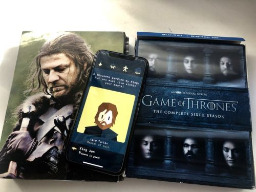 Sit on the Iron Throne in Reigns: Game of Thrones for iOS