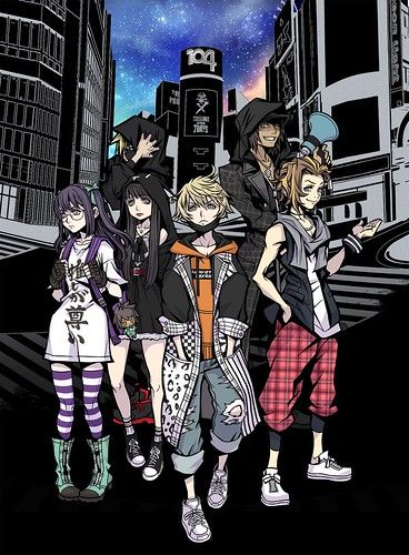 Neo: The World Ends with You comes to PS4 on July 27