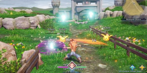 Collection of Mana and Trials of Mana are headed to Switch