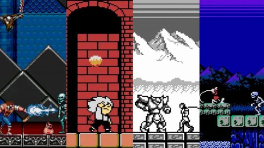 Konami Reveals Castlevania Anniversary Collection's Eight Games