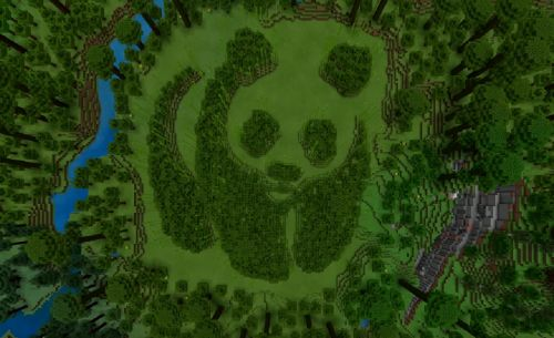 New Minecraft initiative aims to raise money for The World Wildlife Fund