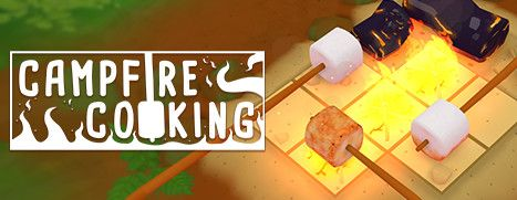Now Available on Steam - Campfire Cooking, 15% off!