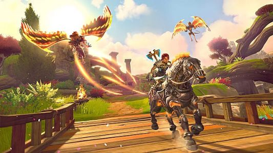 Immortals Fenyx Rising Review: A Godly Good Time