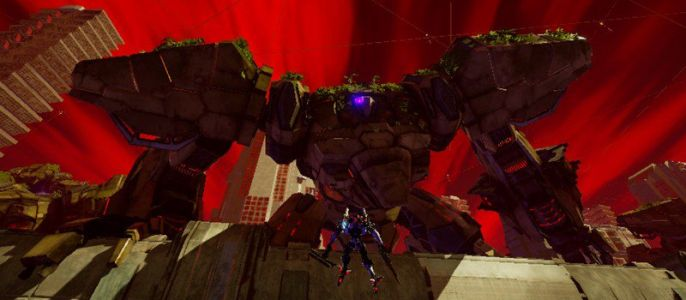 Many players aren't over the moon for Nintendo Switch's Daemon X Machina