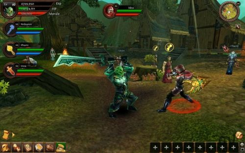We want more classic MMORPGs - not auto-RPGs