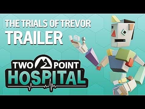 Two Point Hospital Releasing August 30, Pre-orders Available Now