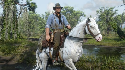 Red Dead Redemption 2 PC content additions include new Bounty Hunting missions, horses, weapons, more